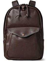 Filson Weatherproof Journeyman Backpack - Brown