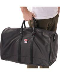 Fila Lang Holdall Bag - Black