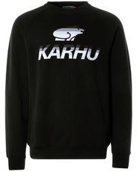 Karhu Team University Sweatshirt - Black