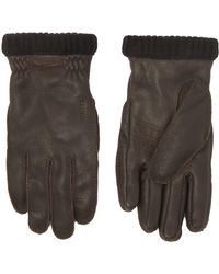 Hestra - Primaloft Deerskin Gloves - Lyst