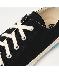 Shoes Like Pottery 01jp Canvas Trainers - Black
