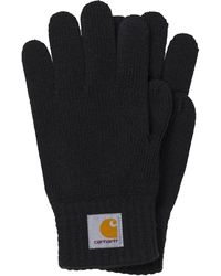 Carhartt WIP Watch Gloves - Black
