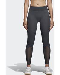 adidas Originals - Womens Warp Knit Tights - Lyst