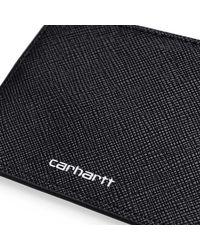 Carhartt WIP Coated Card Holder - Black