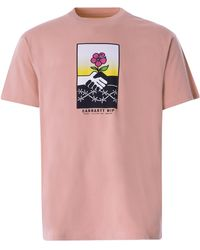 Carhartt WIP Together T-shirt - Pink