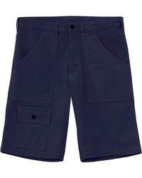 Homecore Pershing Shorts - Blue