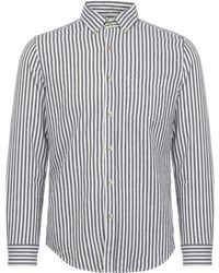 Portuguese Flannel - Barraca Striped Shirt - Lyst