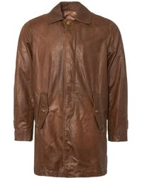 Baracuta - G10 Winter Coat - Lyst