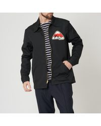 Ebbets Field Flannels - Fuji Athletic Grounds Crew Jacket - Lyst