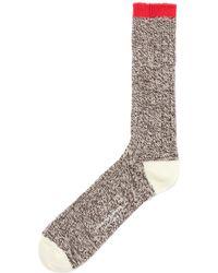 Universal Works - Soft Sock - Lyst