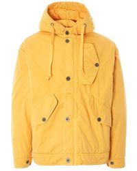 Nigel Cabourn Cold Weather Jacket - Yellow