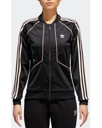 adidas Originals - Women's Sst Track Top - Lyst