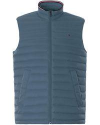 Tommy Hilfiger - Core Packable Down Vest - Lyst