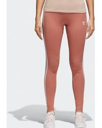 adidas Originals - 3-stripes Tights - Lyst