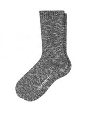 Carhartt WIP Ascott Socks - Black