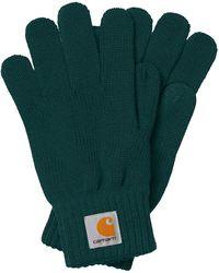 Carhartt WIP Watch Gloves - Green