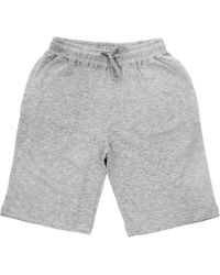 Wolsey - Cotton Grey Gris Short Pants Wnp05 - Lyst