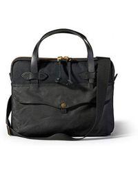 Filson Tablet Briefcase - Black