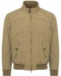 Baracuta - G9 Original Harrington Jacket Tan - Lyst