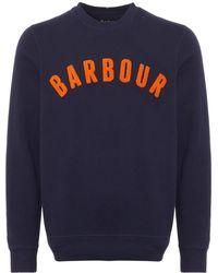 Barbour - Prep Crewneck - Lyst