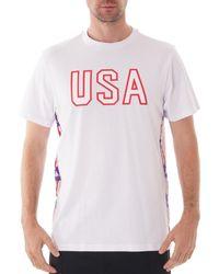 Kappa Authentic La Barwa T-shirt - White