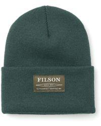 Filson Ballard Watch Cap - Green
