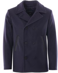 Armor Lux Two Tone Peacoat - Blue