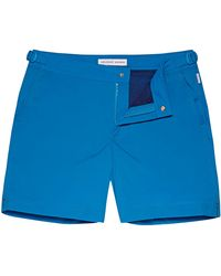 Orlebar Brown Bulldog Sport Swim Shorts - Blue