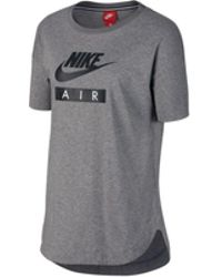 Nike - Air Logo Womens T-shirt - Lyst