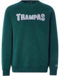Karhu Trampas Logo Sweatshirt - Green
