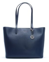 DKNY - Large Bryant Irs Leather Tote Bag - Lyst