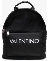 Valentino By Mario Valentino Kylo Zaino Black Nylon Blackpack