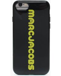 Marc Jacobs Black Logo Iphone 7/8 Case Accessories: One