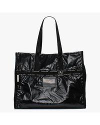 Marc Jacobs - Ripstop Xxl Black Nylon Tote Bag - Lyst