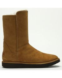 725ed1f9793 Abree Short Ii Bruno Suede Ankle Boot - Brown
