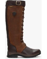 Ariat Berwick Gore-tex Brown Insulated Boots