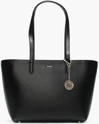 Donna Karan Bryant Park Med Tote Bag - Black