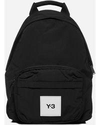Y-3 - Logo-patch Nylon Backpack - Lyst