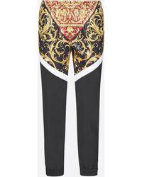 Versace Le Pop Classique Print Track Trousers - Multicolour
