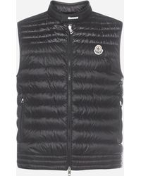 Moncler - Gir Quilted Nylon Down Vest - Lyst