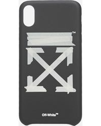 Off-White c/o Virgil Abloh Tape Arrows Iphone Xs Max Cover - Multicolor