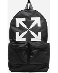 Off-White c/o Virgil Abloh Black Arrows Backpack