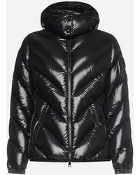 Moncler - Brouel Hooded Quilted Nylon Down Jacket - Lyst