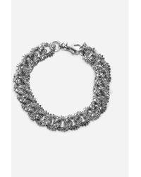 Emanuele Bicocchi Chain Bracelet - Metallic