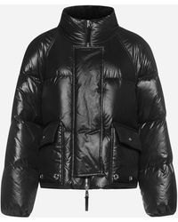 2 Moncler 1952 Rita Quilted Nylon Down Jacket - Black