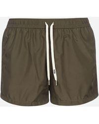 NOS Beachwear Swim Shorts - Green