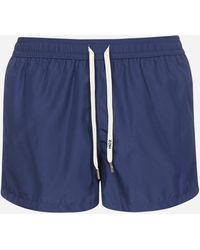 NOS Beachwear Swim Shorts - Blue