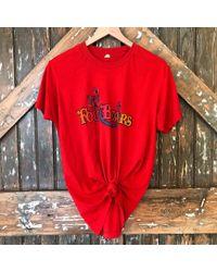 DANNIJO - Vintage 80's Four Bears Red Tee - Lyst