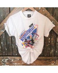DANNIJO - Vintage 1988 Nationals Tee - Lyst
