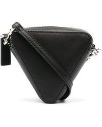 Valentino Garavani Valentino Garavani 'vltn' Mini Bag - Black